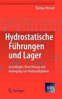 Hydrostatische F hrungen Und Lager