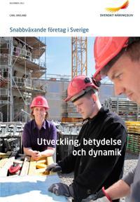 Snabbväxande företag : utveckling betydelse och dynamik