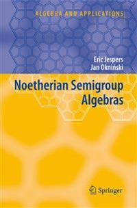 Noetherian Semigroup Algebras