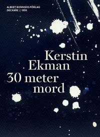 30 meter mord