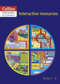 Collins Primary Geography Resources CD 2