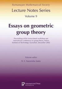 Essays on Geometric Group Theory