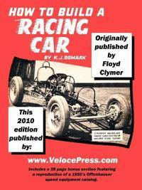 Build A Car >> How To Build A Racing Car