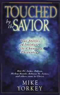 Touched by the Savior: Compelling Stories of Lives Changed by the Master's Hand