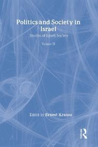 Studies of Israeli Society