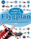 Fakta & pyssel om flygplan och andra luftfarkoster med 250 klistermärken