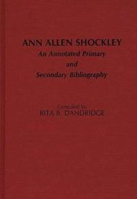 Ann Allen Shockley