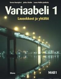 Variaabeli 1