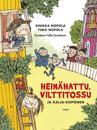 Heinähattu, Vilttitossu ja Kalju-Koponen
