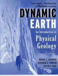 The Dynamic Earth, Student Companion, 5th Edition
