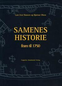 Samenes historie fram til 1750