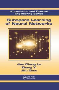 Subspace Learning of Neural Networks