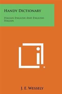 Handy Dictionary: Italian-English and English-Italian