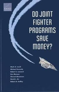 Do Joint Fighter Programs Save Money?