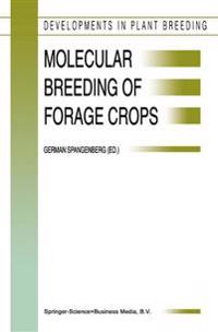 Molecular Breeding of Forage Crops