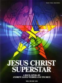 Jesus Christ Superstar pvg Andrew Lloyd Webber Tim Rice