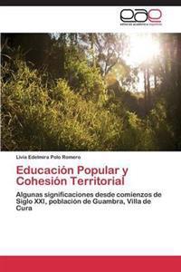 Educacion Popular y Cohesion Territorial