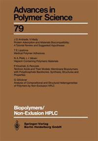 Biopolymers/Non-Exclusion HPLC