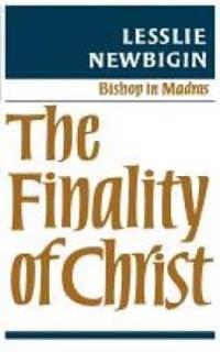The Finality of Christ