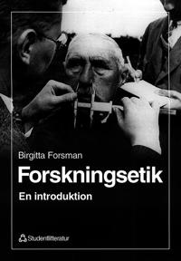 Forskningsetik - En introduktion