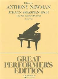 Well Tempered Clavier - Book 2: Piano Solo