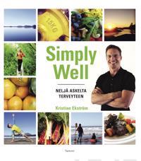 SimplyWell - Neljä askelta terveyteen