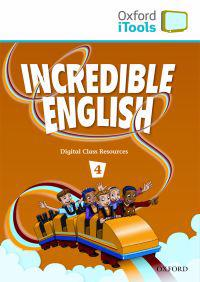 Incredible English: 4: iTools CD-ROM