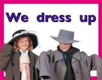 We Dress Up PM PLUS Magenta 1 Fiction
