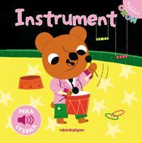 Nyfikna öron - Instrument - Peka - Lyssna