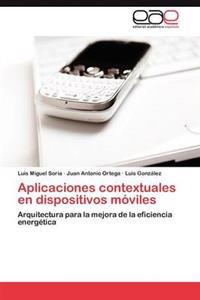 Aplicaciones Contextuales En Dispositivos Moviles