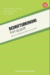 Bedriftsøkonomi; kort og godt