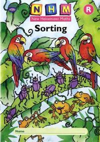 New Heinemann Maths: Reception: Sorting Activity Book (8 Pack)