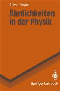 Ahnlichkeiten in der Physik