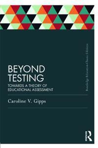 Beyond Testing