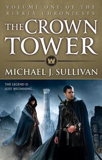 Crown tower - book 1 of the riyria chronicles