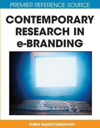 Contemporary Research in E-Branding