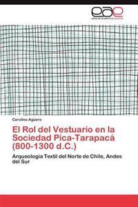 El Rol del Vestuario En La Sociedad Pica-Tarapaca (800-1300 D.C.)