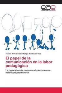El Papel de La Comunicacion En La Labor Pedagogica