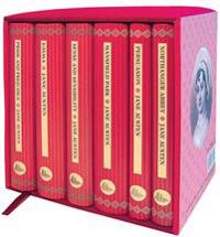 Jane Austen 6-book Boxed Set