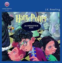 Harry Potter ja viisasten kivi (9 cd)