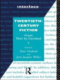 Twentieth-Century Fiction