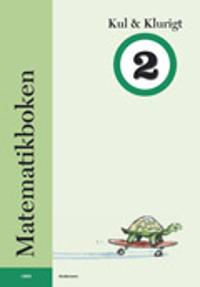 Matematikboken Kul och klurigt 2