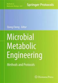 Microbial Metabolic Engineering