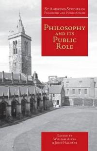 Philosophy And Its Public Role