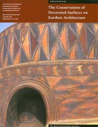 The Conservation of Decorated Surfacces on Earthen Architecture