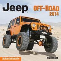 Jeep Off-Road 2014 Calendar