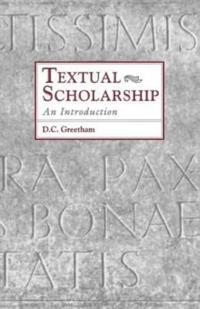 Textual Scholarship