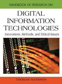 Handbook of Research on Digital Information Technologies