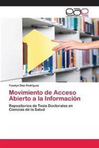 Movimiento de Acceso Abierto a la Informacion
