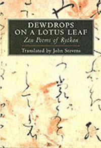 Dewdrops on a Lotus Leaf